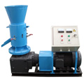 rotating roller type pellet mill electric motor