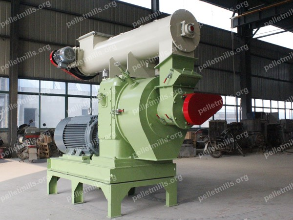 workshop of ring die pellet mills