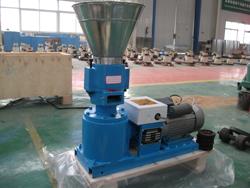 How to Distinguish 2 Types of Flat Die Pellet Mill Machines