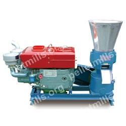 diesel pellet mill